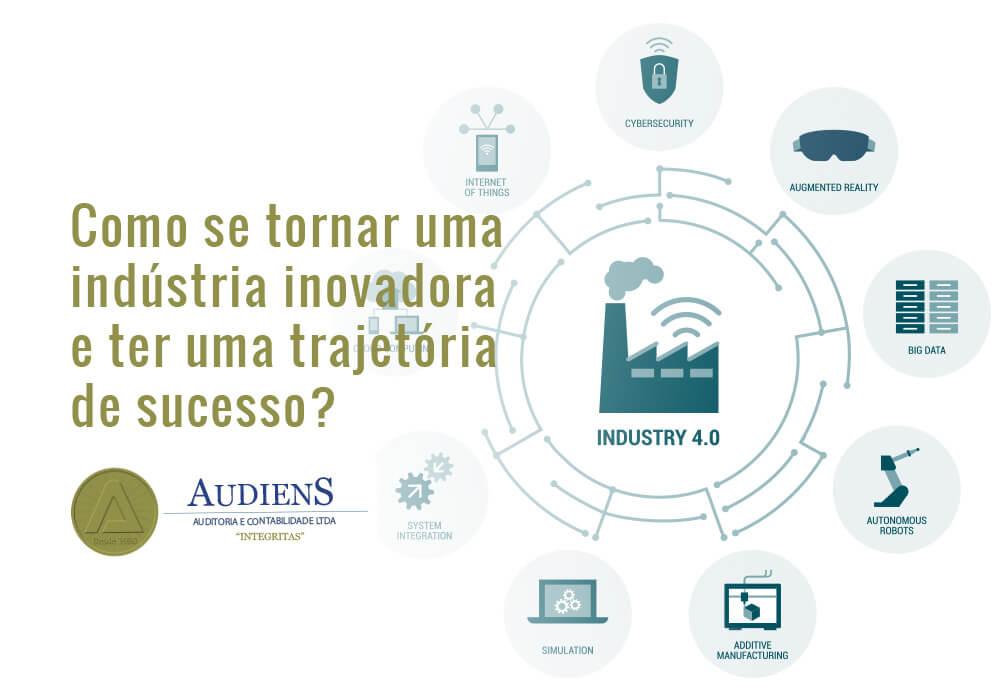 indústria inovadora