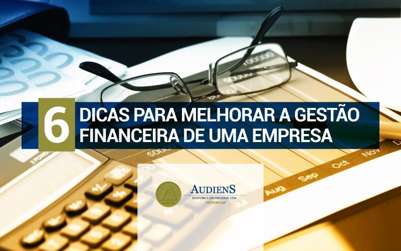 Gestão Financeira De Uma Empresa