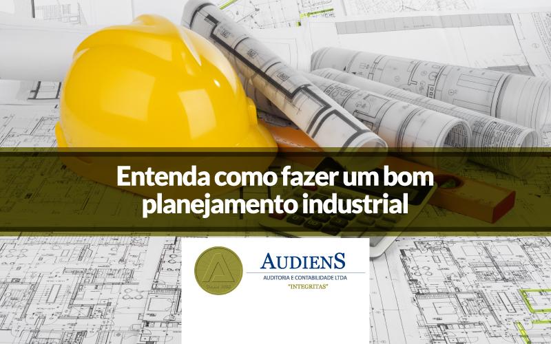 Planejamento Industrial
