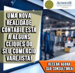 Contabilidade para comercio varejista sp
