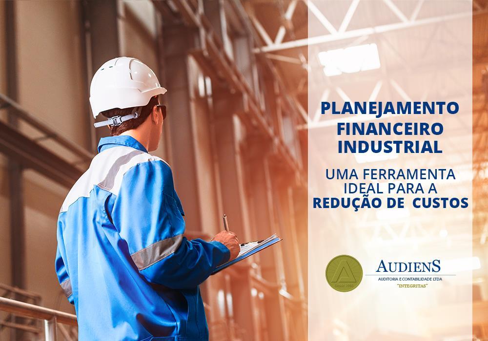 Planejamento Financeiro Industrial
