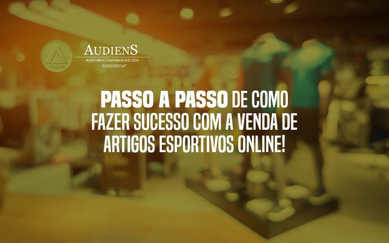 venda de artigos esportivos online