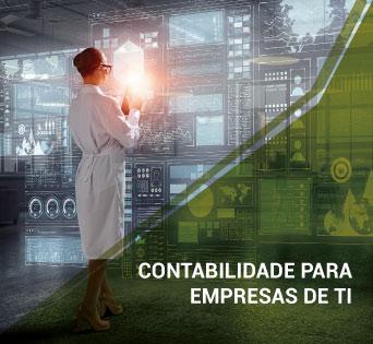 Contabilidade para empresas de TI
